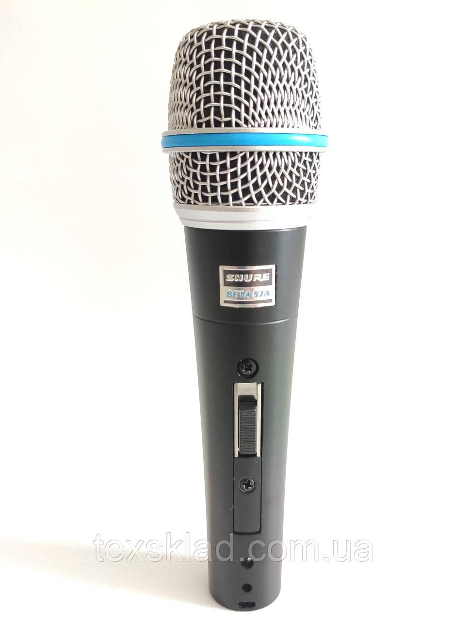 Вокальный микрофон проводной Shure Beta 57A
