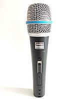 Вокальний провідний мікрофон Shure Beta 57A