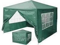 Садовый павильон шатер 3х3 м Польша, шатро - тент садовий Hola