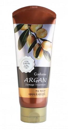 Маска лечебная с аргановым маслом Welcos Confume Argan Damage Treatment