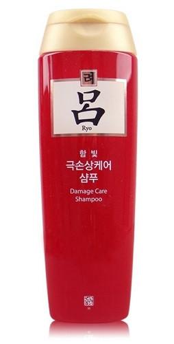 Шампунь для укрепления и восстановления волос Ryo Hambit Damage Care Shampоо 180 мл