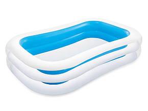 Дитячий надувний басейн Intex 56483, 262х175х56 см (2 кольори)