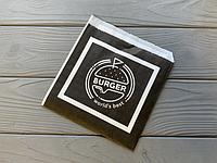 Бумажная упаковка для бургеров 65Ф