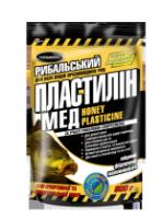 Пластилин Megamix 250гр Мед