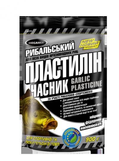 Пластилин MEGAMIX 900 гр Чеснок