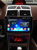 Штатная автомагнитола Peugeot 307 307CC 307SW 2004-2013 на Android с хорошей звуковой настройкой