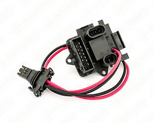 Резистор регулятора скорости вращения вентилятора на Renault Trafic II 2001->2014 — NRF - 342054