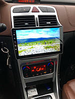 Штатная автомагнитола для Peugeot 307 307CC 307SW 2004-2013 на Android 8,1 Go