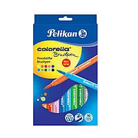 Ручки-пензлики Pelikan Colorella Super Brush 10 кольорів, фото 1
