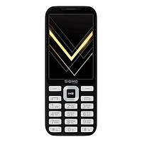 Мобільний телефон Sigma X-style 35 Screen Black