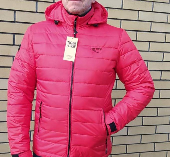 Демисезоная мужская куртка. Эко пух. Р. 48-54
