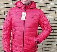Демисезоная мужская куртка. Эко пух. Р. 48-54, фото 1