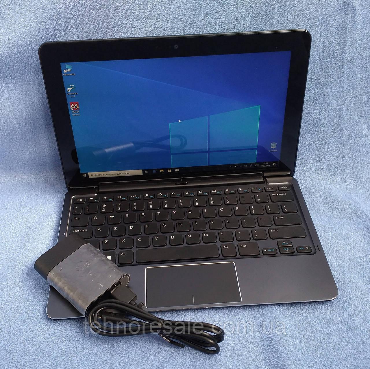 Планшет с клавиатурой Dell Venue 11 Pro 7130,  i5-4300Y, 10,8'', 4/128Gb, NFC, Wi-fi