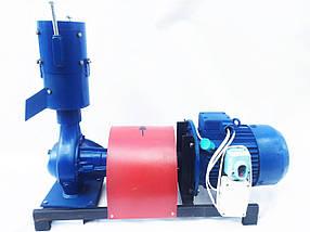 Пресс-гранулятор комбикорма универсальный ПГУ150 (380В, притертая матрица)(матрица)