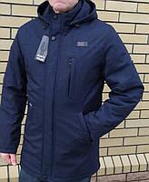 НОВИНКА. Мужская строгая весенняя куртка. Р 50-60, фото 1