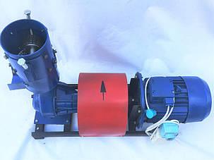 Пресс-гранулятор комбикорма универсальный ПГУ150 (220В, притертая матрица)(матрица), фото 2