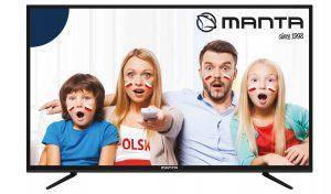 Телевізор Manta LED60LUA58L