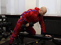 """Красный весогоночный костюм для тренировок «Weight Killer"""""""