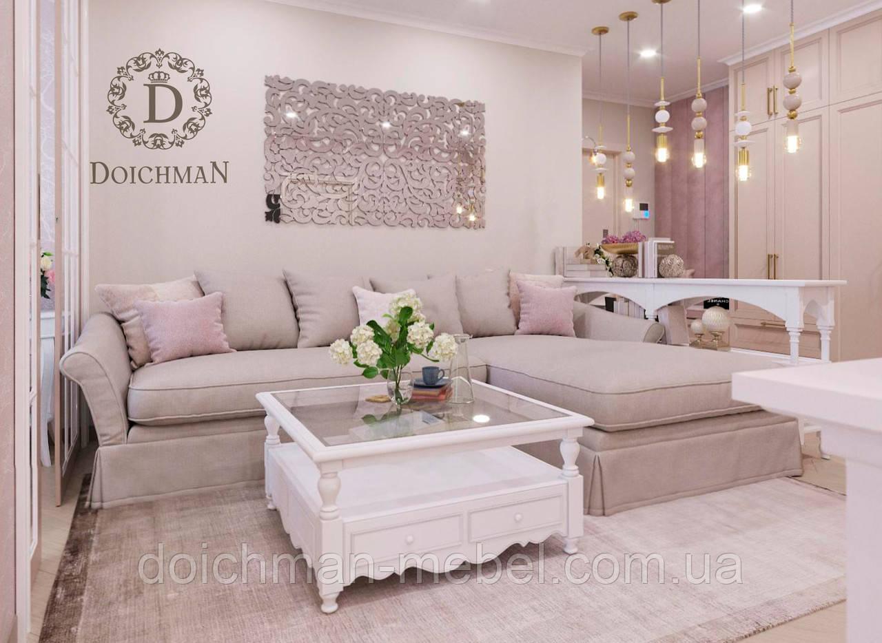 Дизайнерский диван угловой купить Украина