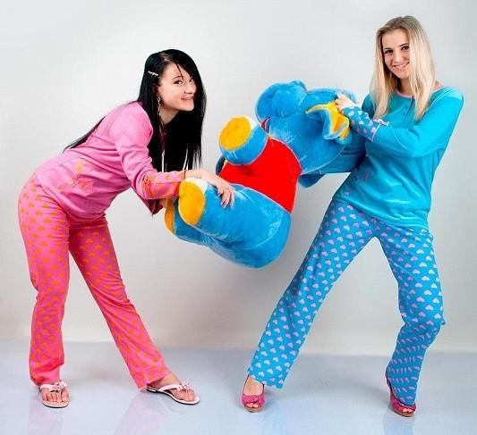 Купить махровые пижамы