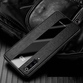 Чехол Line для Xiaomi Mi 9 SE бампер накладка Auto-Focus  Черный