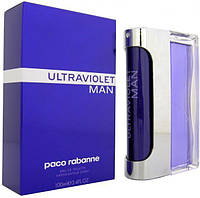 PACO RABANNE ULTRAVIOLET men 100 ml 100% Оригинал EDT туалетная вода