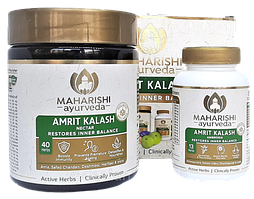 Махариши Амрит Калаш, паста и таблетки МАК 4 и 5 устойчивость к болезням, омоложение, антиоксидант