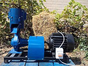 Пресс-гранулятор комбикорма универсальный ПГУ200 (380В, притертая матрица)(Ролики), фото 2