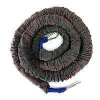 Эспандер резиновый с карабинами Ironbull Training kit