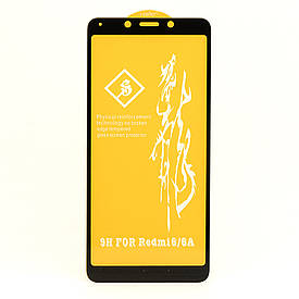 Защитное стекло AVG 6D Full Glue для Xiaomi Redmi 6 полноэкранное черное