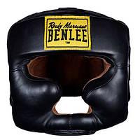 Защитный шлем для бокса BENLEE FULL FACE (blk) р.XL