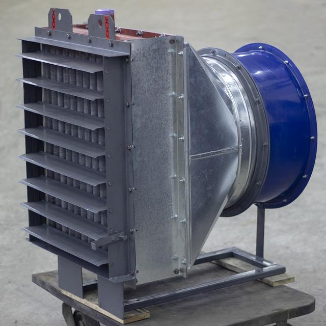 Агрегаты отопительные АО-ПВО