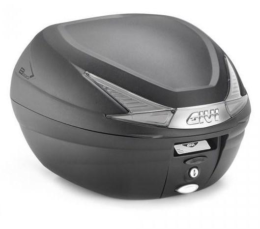 Кофр центральный Givi B330NT Tech 33L Black