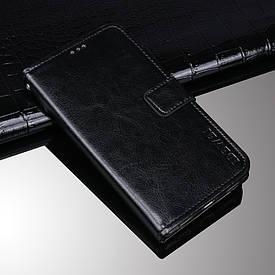 Чехол Idewei для Xiaomi Mi 9T / Redmi K20 книжка кожа PU черный