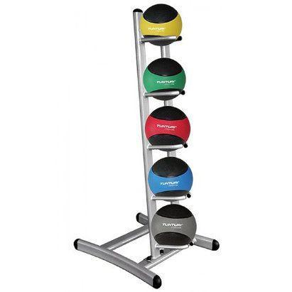 Стойка для медболов Tunturi Medicine Ball Rack