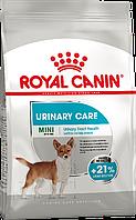 Сухой корм Royal Canin Mini Urinary Care для собак мелких пород с чувствительной мочевыдел. системой 3КГ