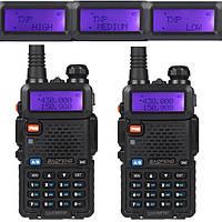 Портативная радиостанция Baofeng UV-5R 8 Вт