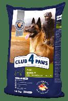 Сухой корм Клуб 4 Лапы Premium Scout для собак крупных и средних пород 14 КГ