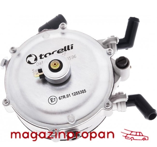 Редуктор Torelli вакуумный (90 кВт. 120 л.с.)