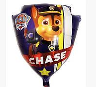 Фольгована кулька велика фігура Собачка 65х56 см Китай, фото 1