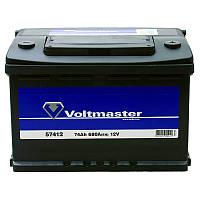Аккумулятор Voltmaster 74AH/680A (57412)