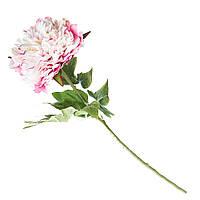 Искуственные цветы пионы 69 см  Розовый