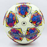 Мяч футбольный №5 PU  CHAMPIONS LEAGUE FINAL MADRID 2019  (5 сл., сшит вручную) FB-8120 (БЕСПЛАТНАЯ ДОСТАВКА), фото 3