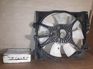 №86 Б/у Вентилятор охлаждения 2,0 для Subaru Forester 2005-2008