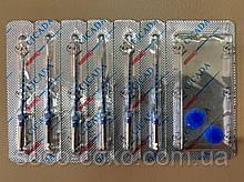 Файлы CICADA Niti Endodontic files Blue 04/30  набор, 25 мм, 6 шт./упак.