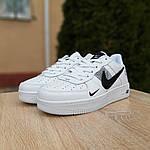 Чоловічі кросівки Nike Air Force 1 LV8 (біло-чорні) 10010, фото 9