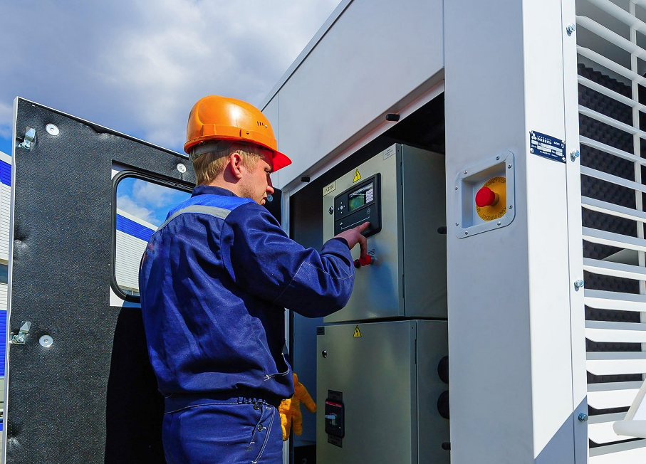 Монтаж дизельных и газовых генераторов и пусконаладочные работы