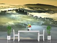 """Флизелиновые Фотообои """"Туманное утро (1002365)"""" от производителя за 1 день. Любая картинка и размер. ЭКО-обои"""