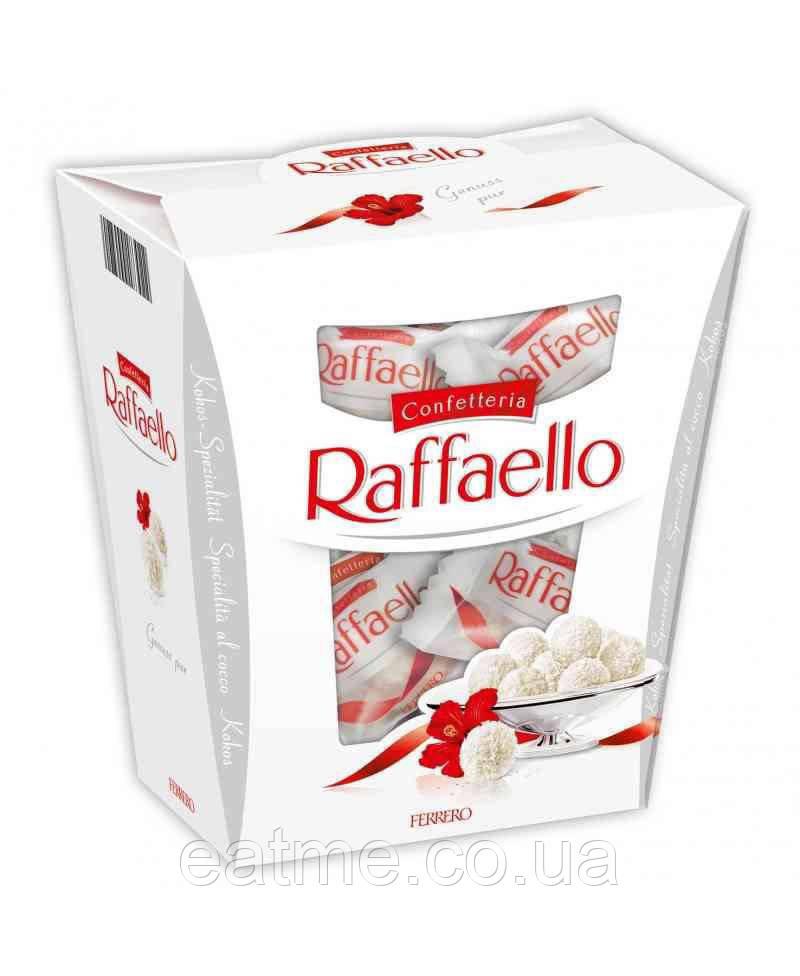 Raffaello Вкуснейшие Конфеты с нежным сливочным кремом и миндалем