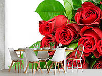 """Флизелиновые Фотообои """"Розы (1002365)"""" от производителя за 1 день. Любая картинка и размер. ЭКО-обои"""